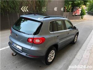 VW Tiguan ~ 4X4 ~ Diesel ~ Euro 5 ~ Adus Germania ~ Inmatric Ro - imagine 2