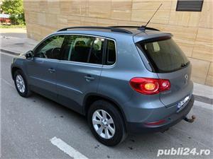 VW Tiguan ~ 4X4 ~ Diesel ~ Euro 5 ~ Adus Germania ~ Inmatric Ro - imagine 4