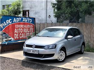 VW POLO 1,2 Diesel - EURO 5 - RATE  FIXE ,EGALE , FARA AVANS .  - imagine 1