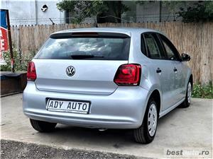 VW POLO 1,2 Diesel - EURO 5 - RATE  FIXE ,EGALE , FARA AVANS .  - imagine 3