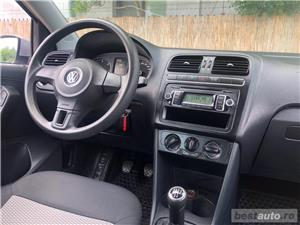 VW POLO 1,2 Diesel - EURO 5 - RATE  FIXE ,EGALE , FARA AVANS .  - imagine 15