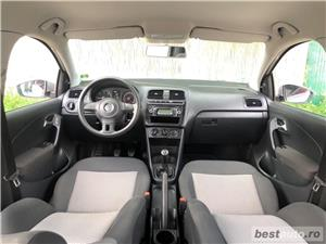 VW POLO 1,2 Diesel - EURO 5 - RATE  FIXE ,EGALE , FARA AVANS .  - imagine 10