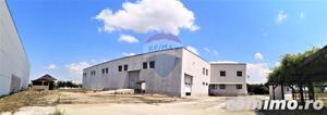 Hală spațiu industrial în Borș [lângă clădirea Comau] - imagine 2
