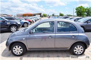 Nissan Micra AN:2005=avans 0 % rate fixe aprobarea creditului in 2 ore=autohaus vindem si in rate - imagine 4