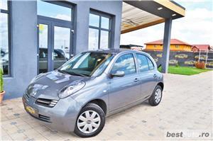 Nissan Micra AN:2005=avans 0 % rate fixe aprobarea creditului in 2 ore=autohaus vindem si in rate - imagine 1