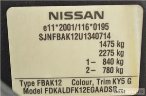 Nissan Micra AN:2005=avans 0 % rate fixe aprobarea creditului in 2 ore=autohaus vindem si in rate - imagine 18