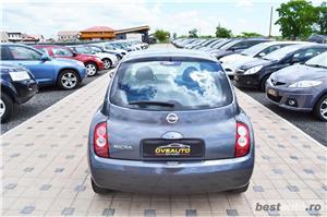 Nissan Micra AN:2005=avans 0 % rate fixe aprobarea creditului in 2 ore=autohaus vindem si in rate - imagine 16