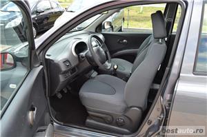 Nissan Micra AN:2005=avans 0 % rate fixe aprobarea creditului in 2 ore=autohaus vindem si in rate - imagine 15