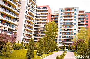 Apartament 4 camere mobilat modern Central Park - imagine 2