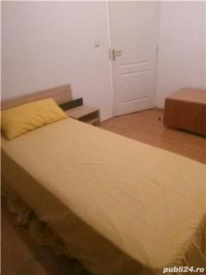 Inchiriez in regim hotelier apartament nou decomandat, 2 dormitoare +dresing - imagine 3