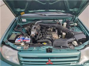 Mitsubishi pajero pinin 1.8 benzina  - imagine 7