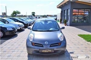 Nissan Micra = avans 0 % rate fixe aprobarea creditului in 2 ore=autohaus vindem si in rate - imagine 7