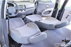 Nissan Micra = avans 0 % rate fixe aprobarea creditului in 2 ore=autohaus vindem si in rate - imagine 3