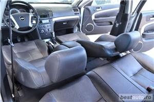 Chevrolet epica an:2007avans 0 % rate fixe aprobarea creditului in 2 ore=autohaus vindem si in rate - imagine 3