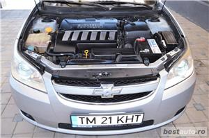 Chevrolet epica an:2007avans 0 % rate fixe aprobarea creditului in 2 ore=autohaus vindem si in rate - imagine 17