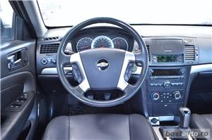 Chevrolet epica an:2007avans 0 % rate fixe aprobarea creditului in 2 ore=autohaus vindem si in rate - imagine 4