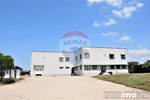 Hală spațiu industrial în Borș [lângă clădirea Comau] - imagine 1