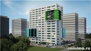 Apartament 2 camere cu logie și dressing în xcity towers - imagine 1
