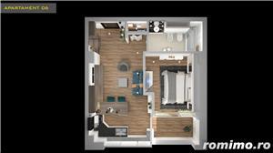 Studio xcity towers: studio cochet cu living, dormitor și logie - imagine 2
