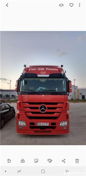 Mercedes-benz Actros - imagine 4