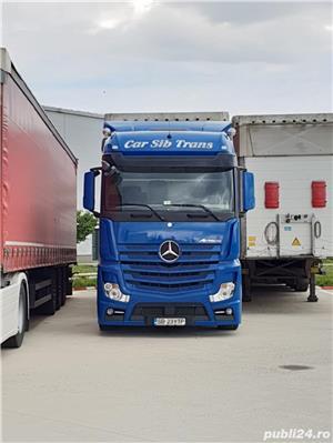 Mercedes-benz Actros - imagine 7