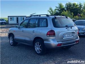 Hyundai Santa Fe - imagine 4