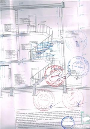 IEFTIN Teren colt 1400 mp cu Autorizatie bloc in Mehala 120 Euro/mp - imagine 6