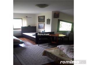 5 camere,4 bai,2 terase, casa  vila , Schei - imagine 8