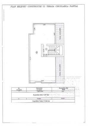 (cod3130) Universitate, bd. Mamaia, vial P+1+terasa, inchirieri, constanta - imagine 8