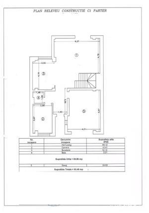 (cod3130) Universitate, bd. Mamaia, vial P+1+terasa, inchirieri, constanta - imagine 6