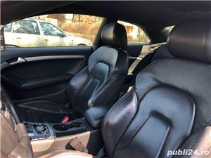 Vand URGENT ! Audi A5 sline coupe , 2.7 190 CP , automata 8+1 , full piele !! - imagine 4