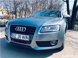 Vand URGENT ! Audi A5 sline coupe , 2.7 190 CP , automata 8+1 , full piele !! - imagine 9