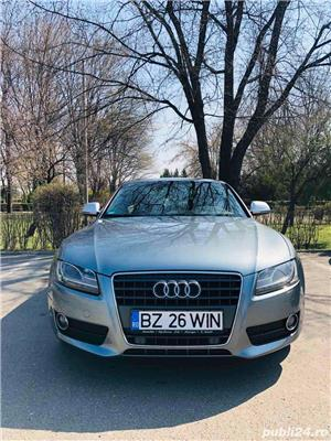 Vand URGENT ! Audi A5 sline coupe , 2.7 190 CP , automata 8+1 , full piele !! - imagine 11