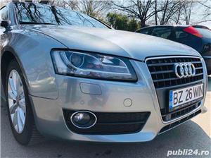 Vand URGENT ! Audi A5 sline coupe , 2.7 190 CP , automata 8+1 , full piele !! - imagine 10