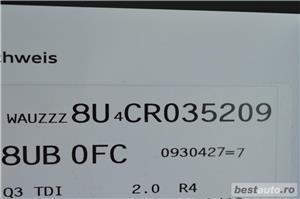 Audi Q3 an:2012=avans 0 % rate fixe aprobarea creditului in 2 ore=autohaus vindem si in rate - imagine 18