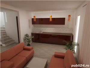 Inchiriere Vila Duplex P+2 Constructie 2019 -Mobilata/Utilata Lux 2019 -Oltenitei/Maica Tereza - imagine 3