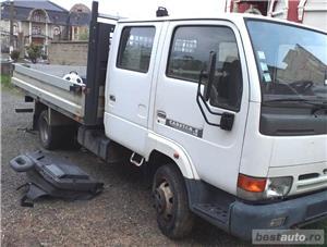 Nissan Cabstar dezmembrez - imagine 2