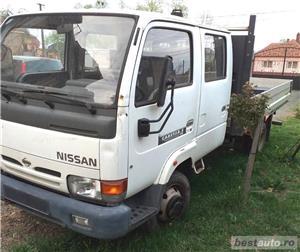 Nissan Cabstar dezmembrez - imagine 11