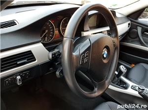 BMW 320D, an 2010, 163 CP, Euro 5, Piele, Navi, TVA inclus - imagine 10