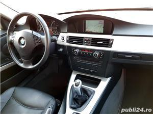 BMW 320D, an 2010, 163 CP, Euro 5, Piele, Navi, TVA inclus - imagine 13