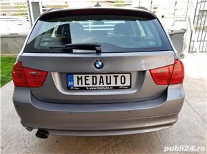 BMW 320D, an 2010, 163 CP, Euro 5, Piele, Navi, TVA inclus - imagine 6