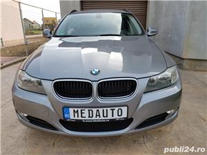 BMW 320D, an 2010, 163 CP, Euro 5, Piele, Navi, TVA inclus - imagine 2
