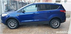 Ford Kuga Titanium 163 CP, 4x4, Automat, Xenon, Navigatie, Inmatriculat, Nerulat Ro - imagine 2