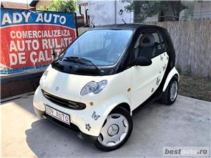 SMART FORTWO  DIESEL - AN 2004 CLIMA - RATE FIXE , EGALE , FARA AVANS . ETC  - imagine 1