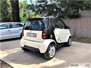 SMART FORTWO  DIESEL - AN 2004 CLIMA - RATE FIXE , EGALE , FARA AVANS . ETC  - imagine 3