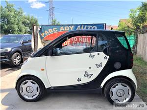 SMART FORTWO  DIESEL - AN 2004 CLIMA - RATE FIXE , EGALE , FARA AVANS . ETC  - imagine 5