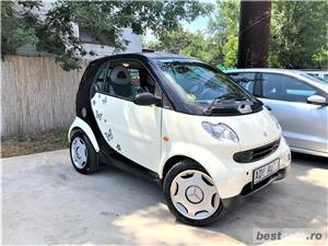 SMART FORTWO  DIESEL - AN 2004 CLIMA - RATE FIXE , EGALE , FARA AVANS . ETC  - imagine 2