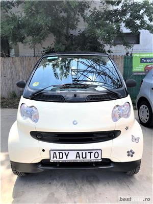 SMART FORTWO  DIESEL - AN 2004 CLIMA - RATE FIXE , EGALE , FARA AVANS . ETC  - imagine 7