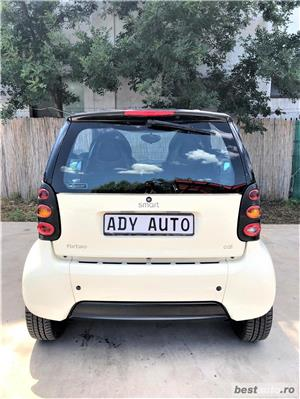 SMART FORTWO  DIESEL - AN 2004 CLIMA - RATE FIXE , EGALE , FARA AVANS . ETC  - imagine 8