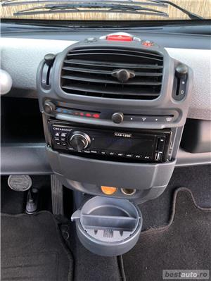 SMART FORTWO  DIESEL - AN 2004 CLIMA - RATE FIXE , EGALE , FARA AVANS . ETC  - imagine 10